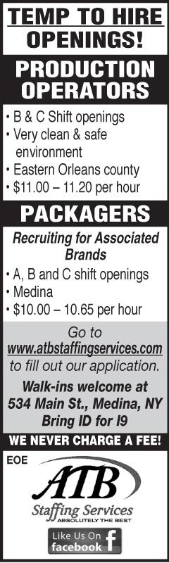 ATB Staffing 1x4