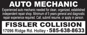 FISSLER 2x1 mechanic