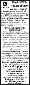 Lakeland Equipment 2x7