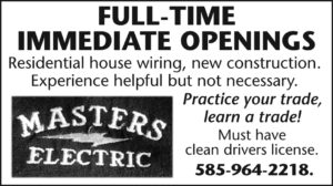Masters Electric