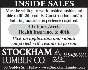 Stockham Lumber 2x2