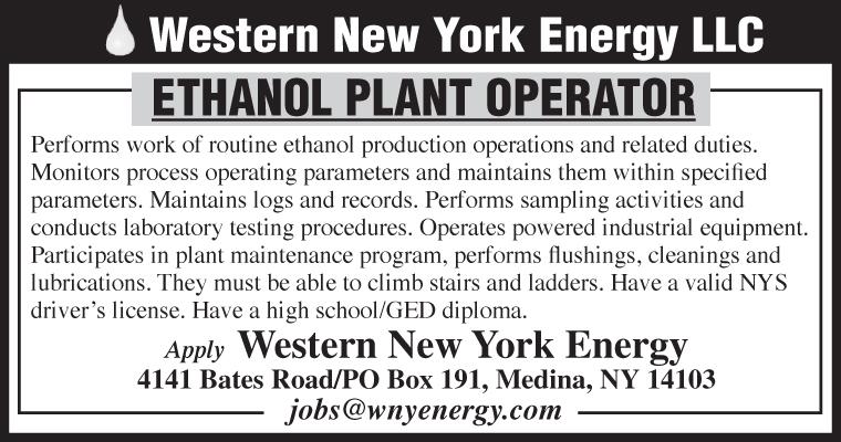 Western New York Energy 3x2