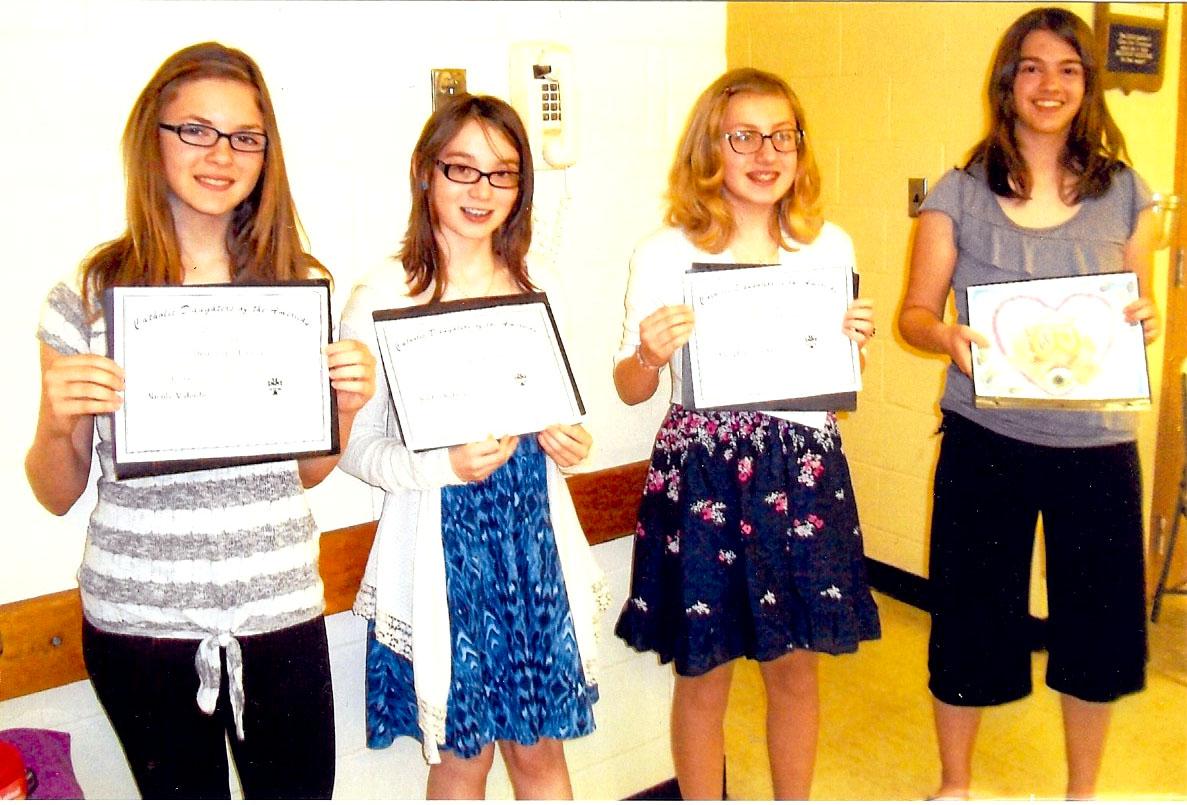 catholic daughters of america essay contest Catholic daughters honor writing contest submitted an astounding 335 entries in the catholic daughters of the americas the cda essay and art contest was.