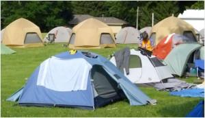 WBB tent city