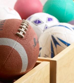 Sports Balls Fall