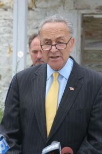 Senator Chuck Schumer D-NY