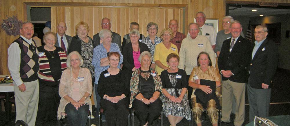Brockport Class of 1954 Reunion