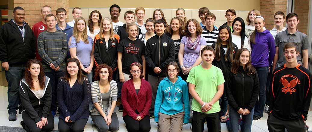 CC AP scholars