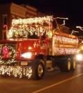 Brockport DPW parade Lights