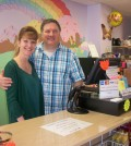 "Michael and Bethany Caputo opened a shop in September 2013. About their first year in business, Bethany says: ""It's been a huge learning curve."" The best part of being a shopkeeper, she says, ""is that we have been blessed with meeting some truly wonderful people."" K. Gabalski photo."