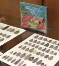 Cville Riga arrowhead display