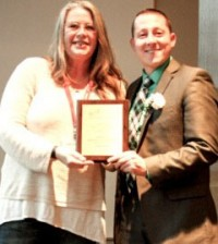 Hamlin rec award