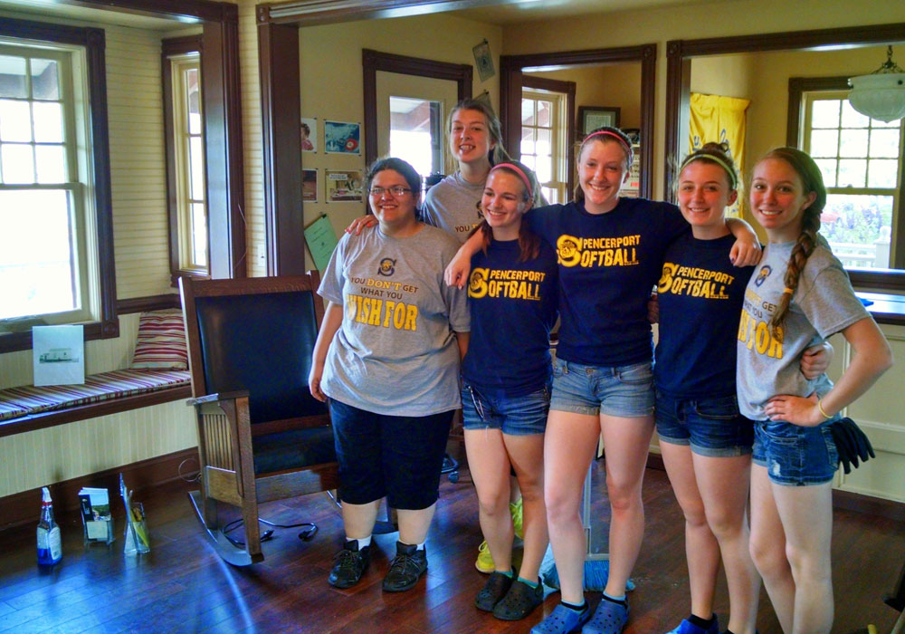 Spen Chapman Day of Caring 2