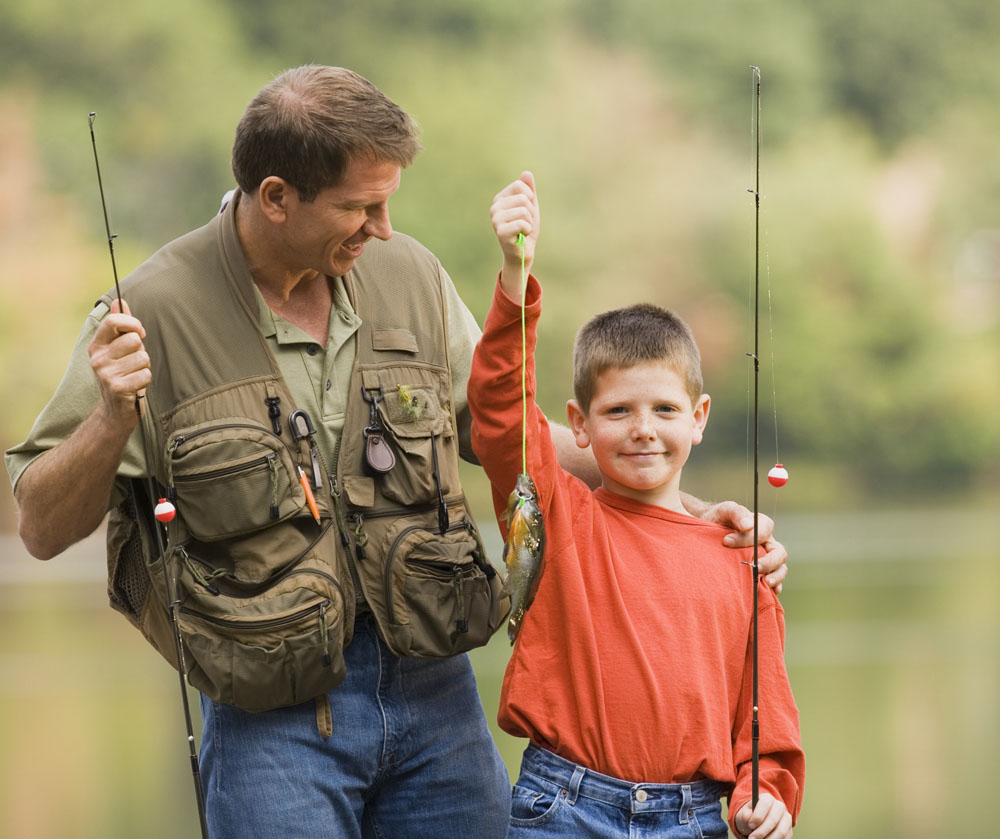 Youth fishing Derby thinkstock