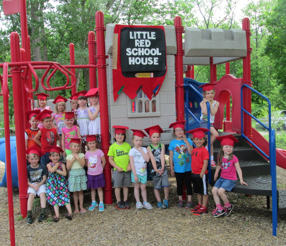 graduation 2015 pic Little Red