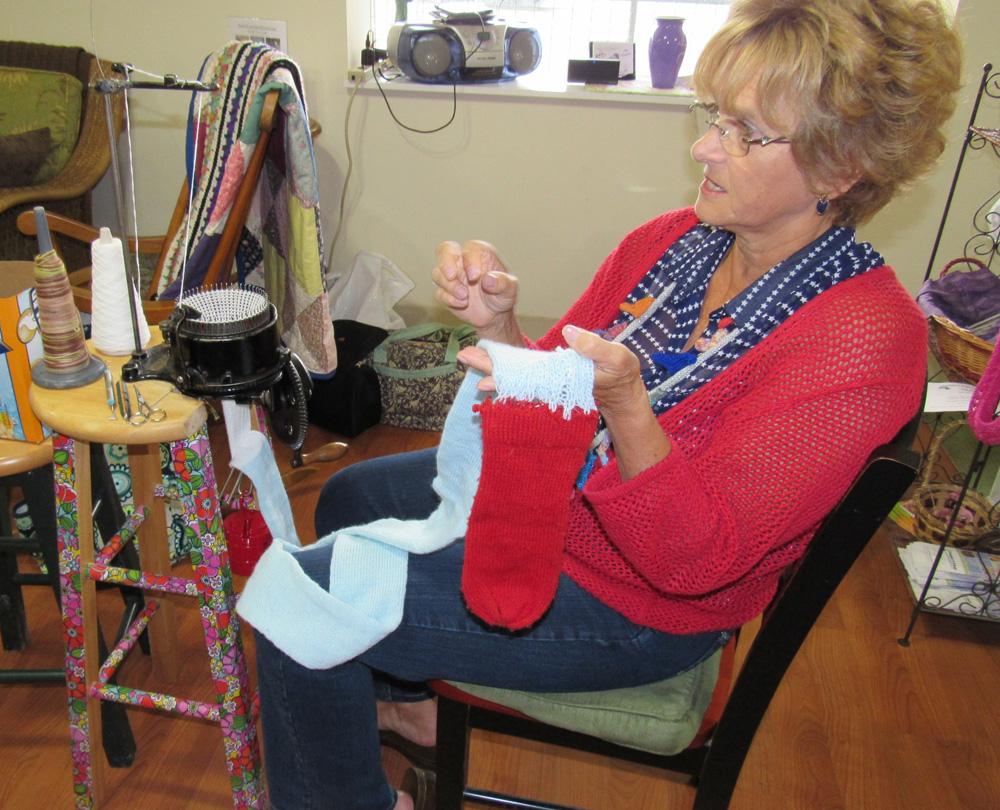 Circular Sock Knitting Machine Society The Best Machine