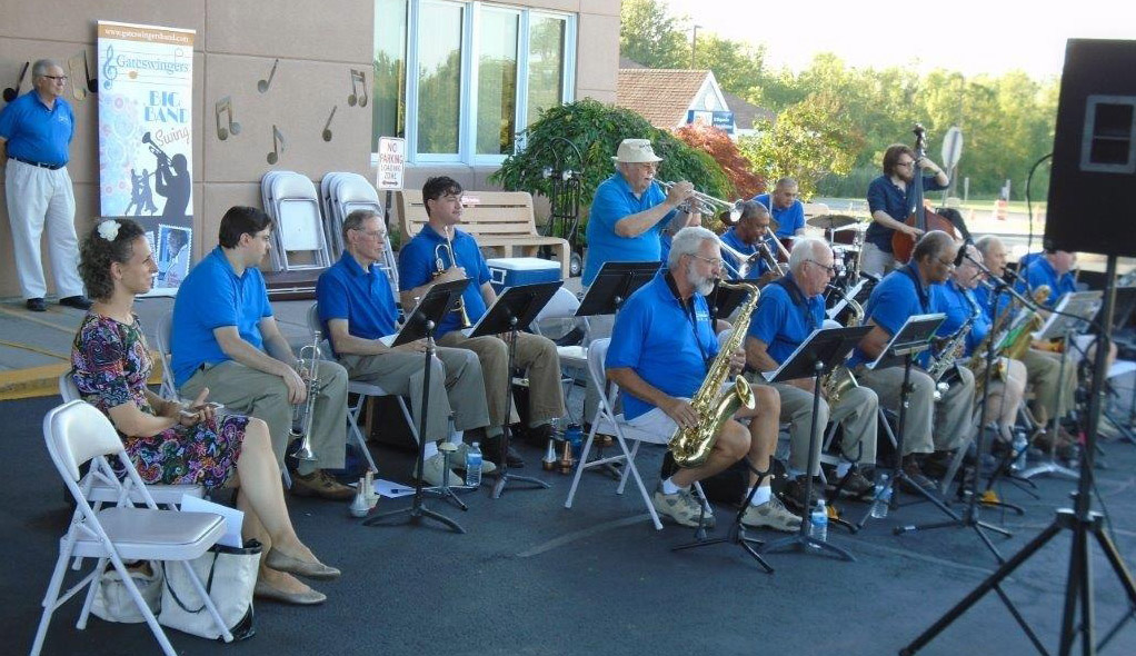 Big Band standards filled the air at a recent concert at Lakeside Beikirch. Provided photo