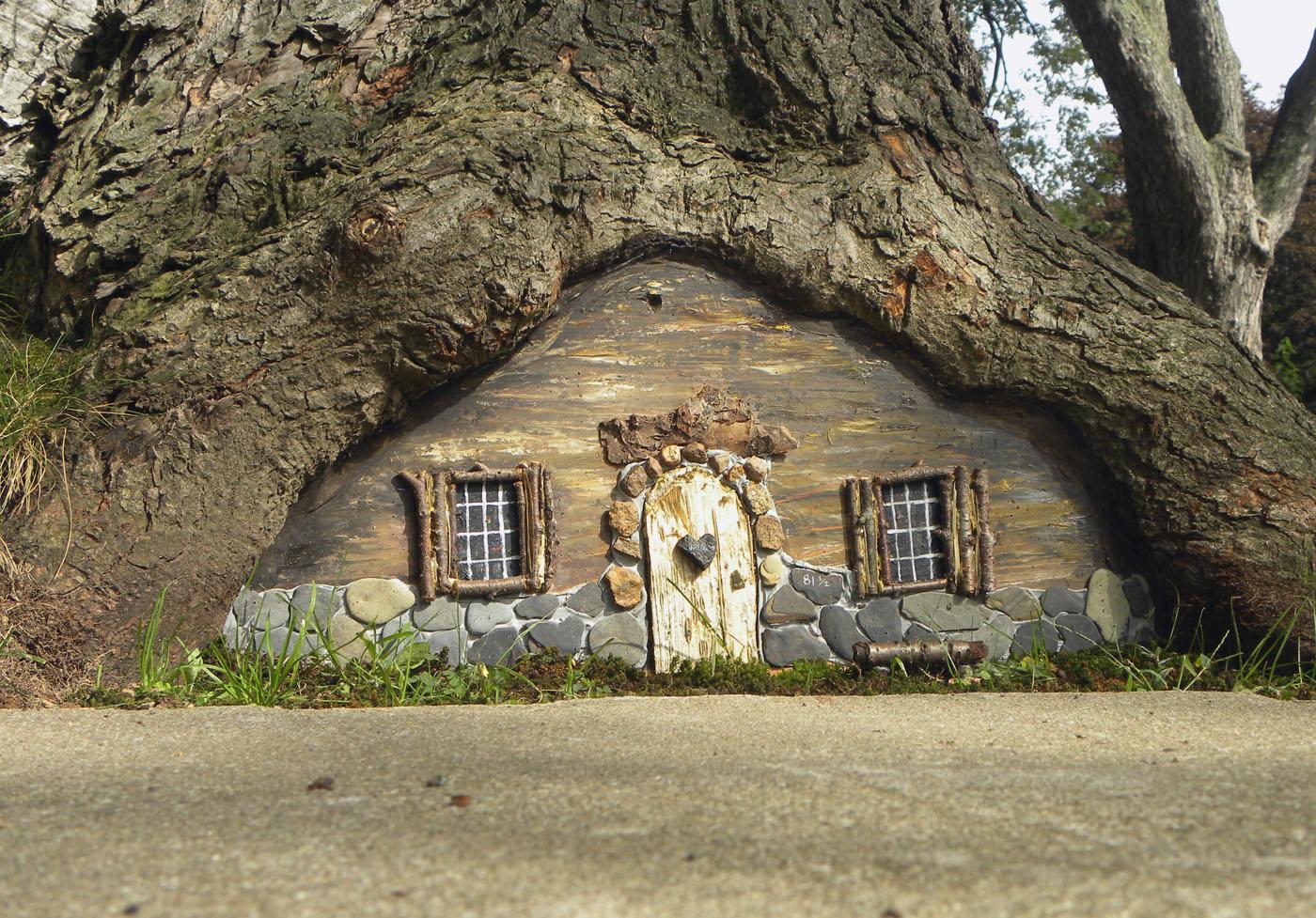 Beth's Fairy House