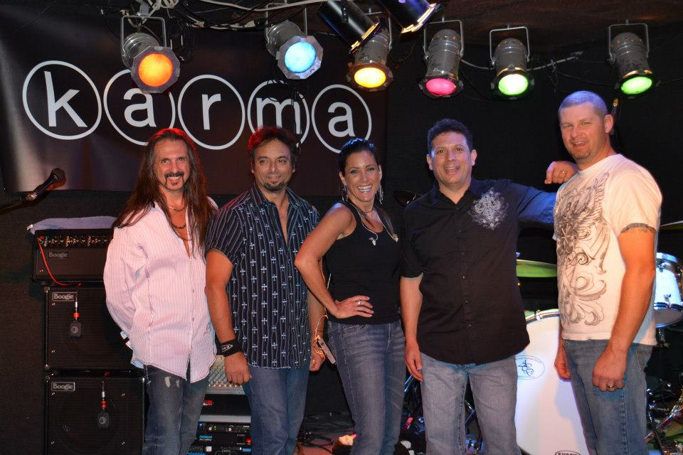 Come and enjoy rocking music by Karma Rock from 4:30 to 7:30 p.m.