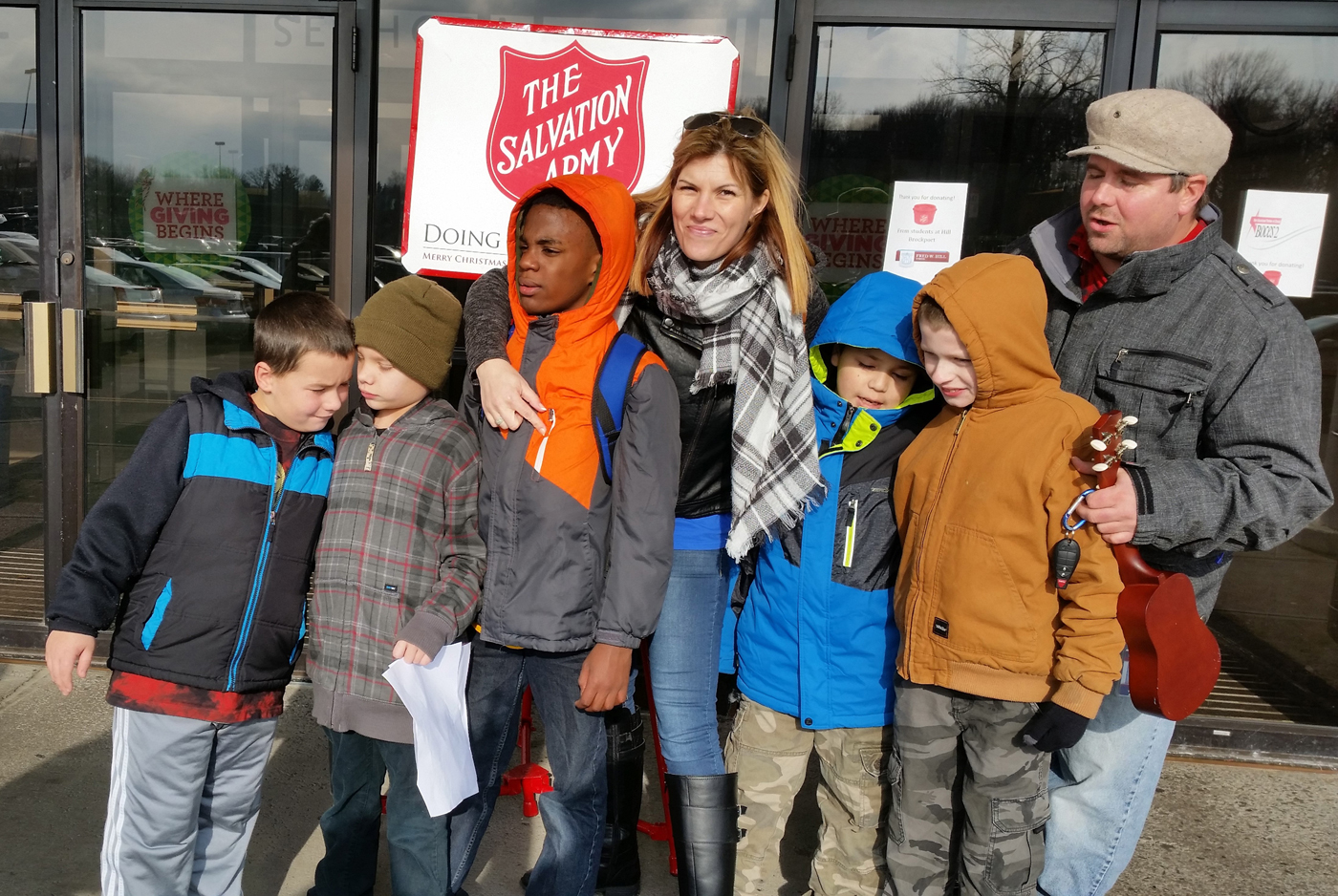 bport-Bell-Ringing Salvation Army Job Application Form on