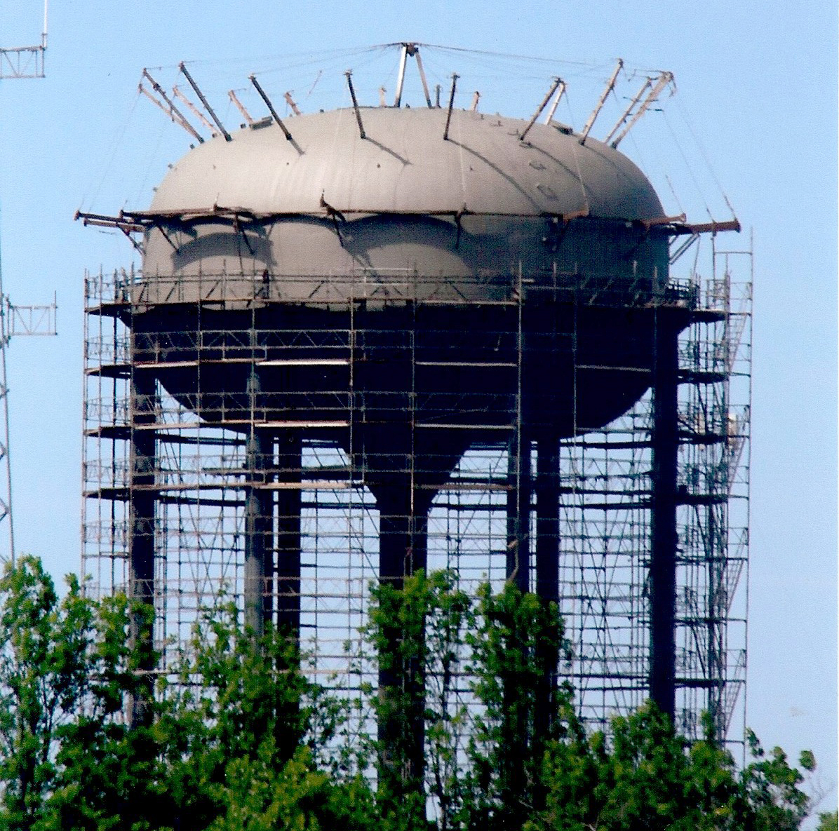New york monroe county hilton - June 16 2016 The Shroud Is Off Revealing The Scaffolding That Held It