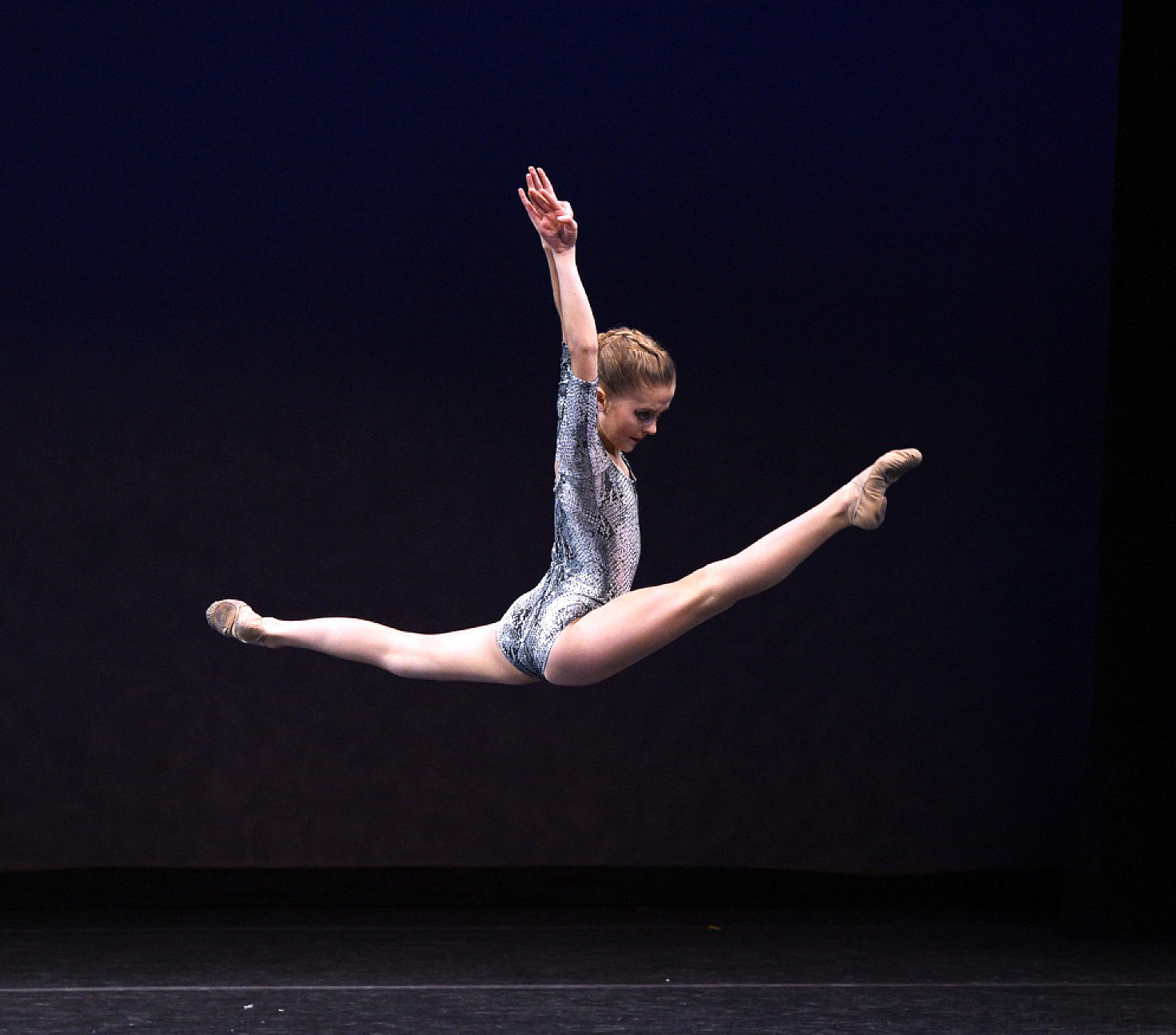 Olivia Bevilacqua performing a contemporary dance. Provided photo