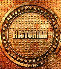 70043032 - historian, 3d rendering, grunge metal text