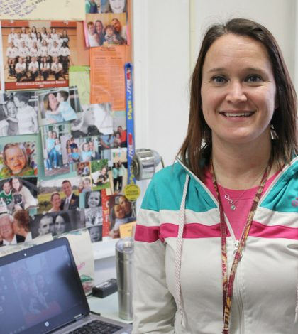 Teacher Brooke Elnicky has a passion for helping children develop strong character and life-long healthy habits.