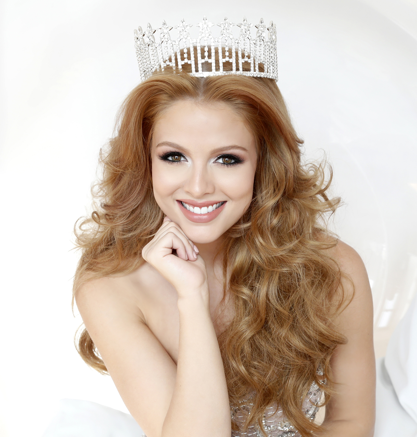 Hannah Lopa of Spencerport was crowned Miss New York USA in January 2017. Provided photo