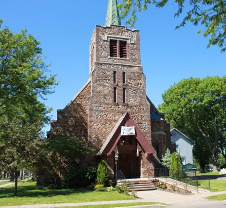 St. John the Evangelist Church. Provided photo