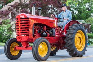 parade-tractor
