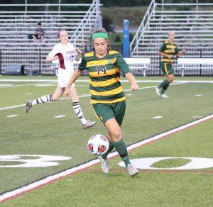 Olivia Kuter, Brockport Women's Soccer.