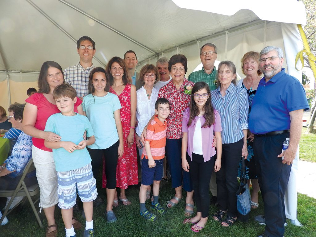 Fred Holbrook Family 4C