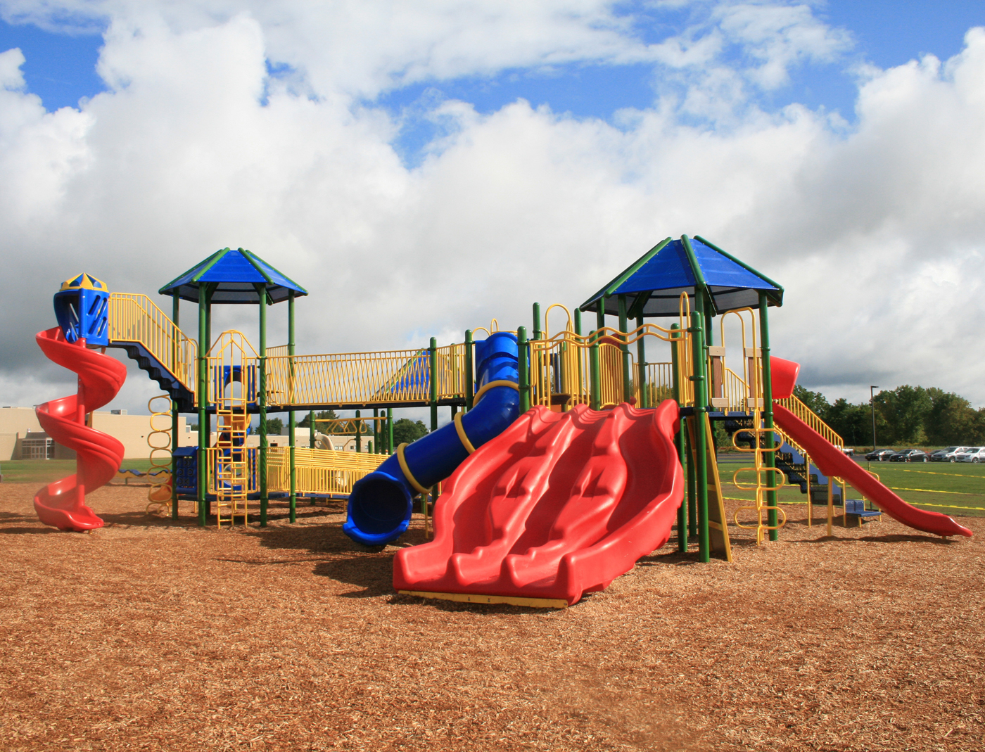 New elementary playground. Provided photo