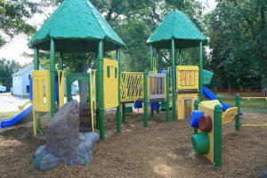 New pre-k playground. Provided photo