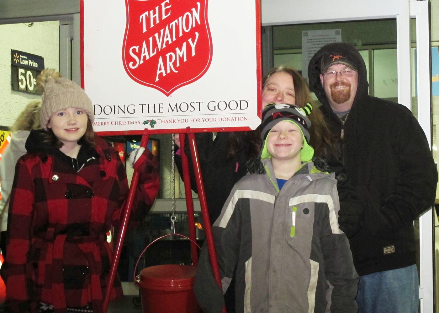 When Did The Salvation Army Start Ringing Bells