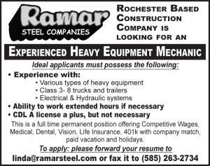Ramar Steel Co. Mechanic 3x3
