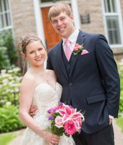 Steven & Kaitlyn Brown - Westside News Wedding Announcement