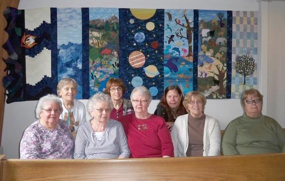 Women Trinity Lutheran