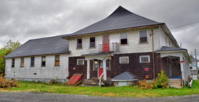 The historic Hotel DeMay building in Greece. File photo by Rick Nicholson