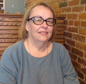 Rev. Joanne Gilbert-Cannon. Photo by K. Gabalski