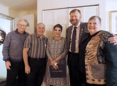 Keith Ryan - Rotary Award