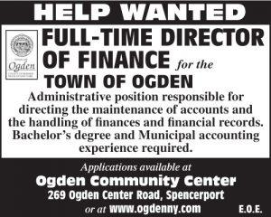 Town of Ogden 2x2 FT Finance