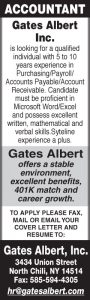 Gates Albert Accountant 1x4