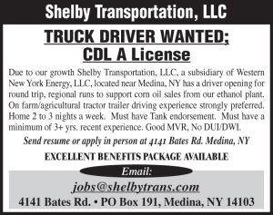 Western New York Energy 3x3 Shelby Driver NEW