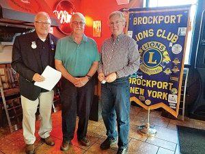 Brockport Lions John O'Kane