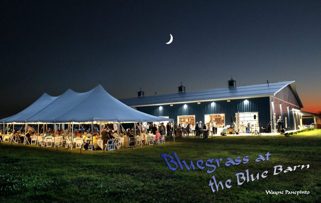 GRC_bluegrass at the Blue Barn