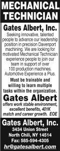 Gates Albert 1x3