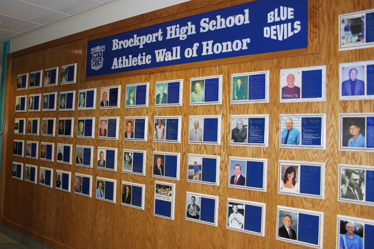 Brockport Wall of Honor