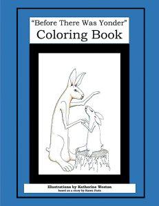 Weston Coloring Book